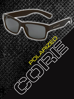 Core Polarized