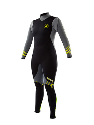 WOMEN'S DIVE SUITS