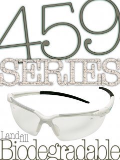459 Series Body Glove Bio™ Safety Glasses