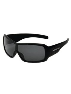 Bora Bora Matte Black w/ Smoke Polarized