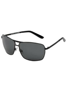Edgewater Matte Black/Smoke Polarized