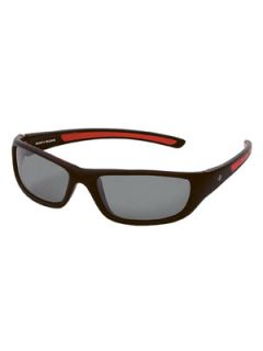Conchal  Red w/ Black Polarized