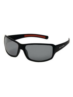 Pacific Grove Black/Smoke Polarized
