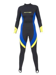 0.5MM Bali Diver Women's Fullsuit