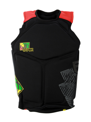 2012 VAPOR PULLOVER VEST