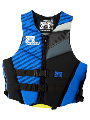 2012 TEEN PHANTOM NEOPRENE PFD