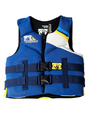 2012 YOUTH PHANTOM NEOPRENE PFD