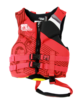 2012 CHILD'S PHANTOM NEOPRENE PFD