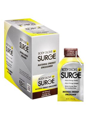 Body Glove SURGE® Chocolate - 12 Pack
