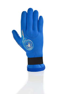 3MM EVX FIVE FINGER GLOVES
