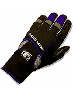 Mechanic Style Full Finger Gloves