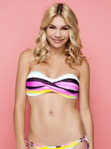 Skyline Molded Cup Twist Bandeau