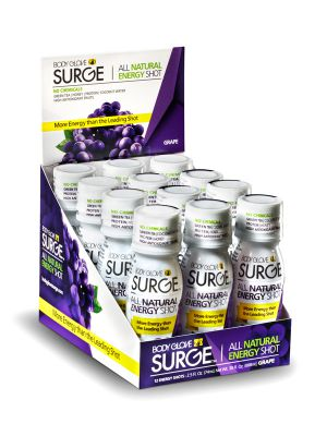Body Glove SURGE Grape Shot - 12 Pack