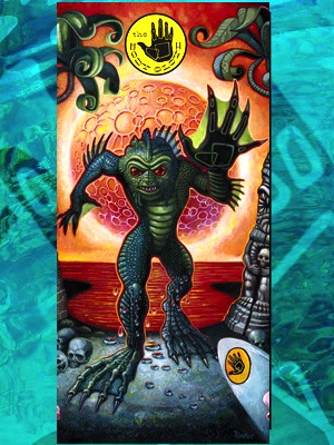 Body Glove Sea-Creature Beach Towel