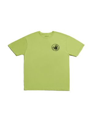 The Glove in Neon Yellow Heather