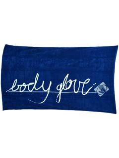 Written Beach Towel