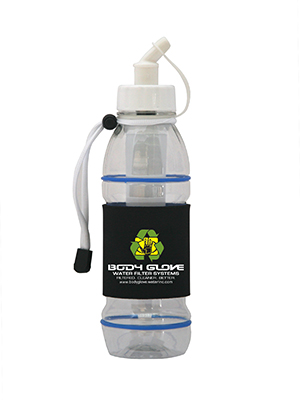 Body Glove Filter Bottle (20 oz)