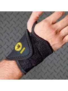 Adjustable Wrist Wrap with Thumb Loop