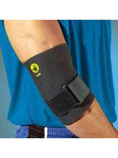 Elbow Sleeve with (Compression) Strap