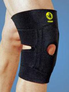 Unisize Knee Support with Stays and Gelpact padding.