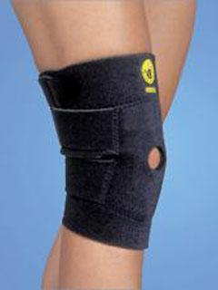Unisize Knee Support with Double-Layer Tradewinds Pad, No Stays
