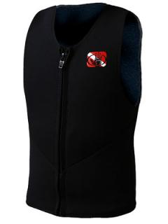Mens 3mm Barrier Vest
