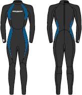 .5mm Bali Diver (Women's)