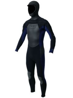 5/4/3 Stealth Hooded Wetsuit